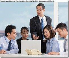 training mencapai hasil yang luar biasa dengan manajemen risiko murah